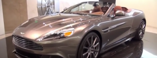 Galpin Aston Martin Vault for Q-Series Models