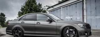 Tricked-Out Mercedes C63 AMG by Att-Tec