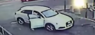 Plucky 52-Year-Old Woman Fights Off Carjacker!