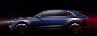 Audi Q8 Concept Teased for Detroit Debut