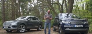 Super SUV Battle: Bentley Bentayga vs Range Rover SVAutobiography