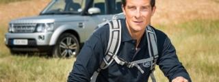 Bear Grylls Named Latest Land Rover Brand Ambassador