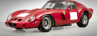 Exotic and vintage cars' values on the rise...