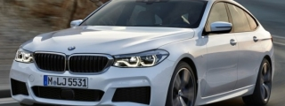 Official: 2018 BMW 6 Series Gran Turismo
