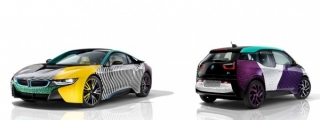 BMW i MemphisStyle Unveiled at Salone del Mobile