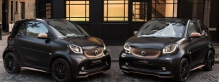 Brabus smart fortwo and forfour Disturbing London