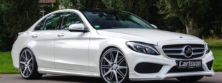 Mercedes C-Class AMG Sport by Carlsson
