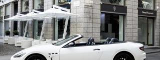 Casa Maserati Retail Store Opened in Milan