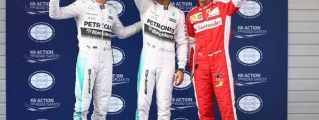 Hamilton and Mercedes Halt The Ferrari Revival
