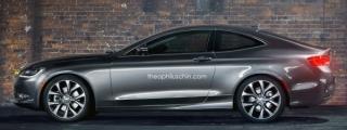 Rendering: Chrysler 200 Coupe