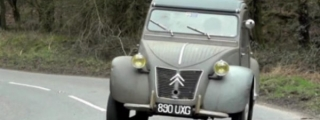 Chris Harris Buys a Citroen 2CV!