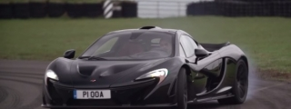 Chris Harris Revisits McLaren P1
