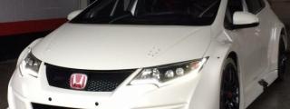 Honda Civic Type R Racer Ready for 2015 BTCC