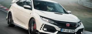 2017 Honda Civic Type-R Sets New FWD Nurburgring Lap Time