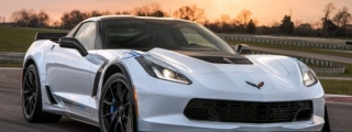 Official: 2018 Corvette Carbon 65 Edition