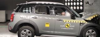 MINI Countryman Earns Euro NCAP 5-Star Safety Rating