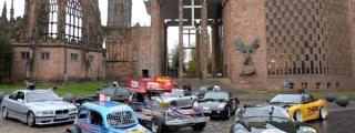 Why Hasn't Coventry Hosted Street Races Sooner?