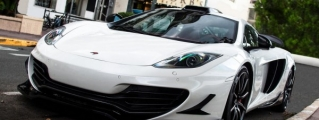 Scoop: DMC McLaren 12C Velocita Wind Edition