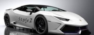 DMC Lamborghini Huracan Stage 2 Teased