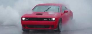 Matt Farah Meets Dodge Challenger Hellcat