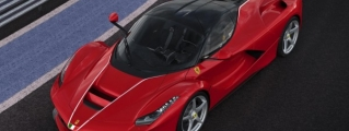 500th LaFerrari Set for Charity Auction