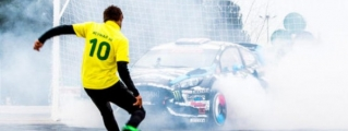 Ken Block and Neymar Present Footkhana