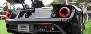 Sights and Sounds: 2017 Ford GT Heritage Edition