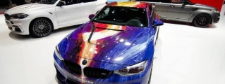 Gallery: Hamann's Booth at Geneva Motor Show