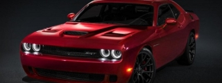 First Dodge Challenger Hellcat to be Auctioned for Charity