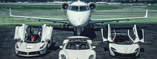 God Is White: The Holy Trinity and a Private Jet