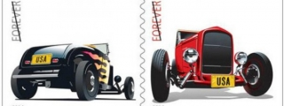 Hot Rod Stamps to be Launched at The Peterson Automotive Museum