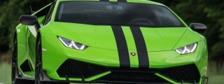 Factory Upgrade Kits for Lamborghini Huracan