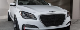 2014 SEMA: Hyundai Genesis and Sonata