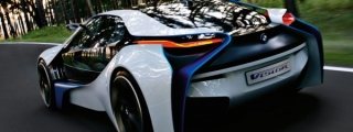 BMW i8S in the Works