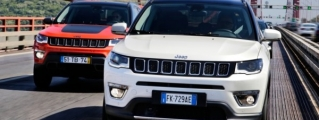 2017 Jeep Compass - Euro Spec