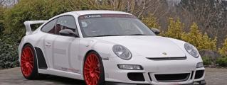 Porsche GT3 Clubsport by KAEGE