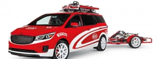Kia Karting Sedona Revealed for SEMA