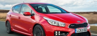 Kia Ceed GT UK Pricing Confirmed
