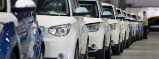 Kia Soul EV Enters Production
