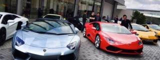 Gallery: Lamborghini Club of Hong Kong Meeting