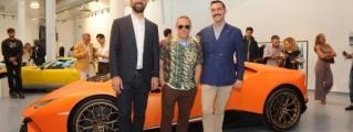 Lamborghini 2018 Spring Summer Collection Presented in Milan