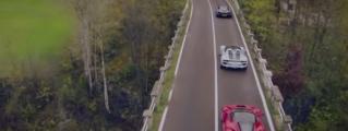 LaFerrari v Porsche 918 v McLaren P1 - Top Gear Teaser