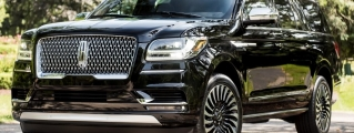 Official: 2018 Lincoln Navigator Black Label