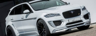 Lumma Jaguar F-Pace Kit Goes Official