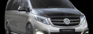 Mansory Mercedes V-Class Upgrade Program