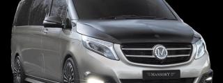 Mansory Mercedes V-Class Upgrade Program