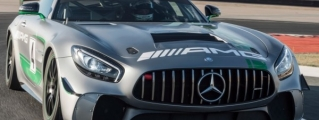 Official: Mercedes-AMG GT4 Customer Racing Car