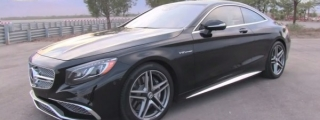 Sights and Sounds: Mercedes S65 AMG Coupe V12