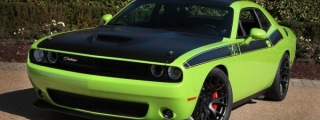 Mopar Lineup at 2014 SEMA Show