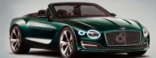 Rendering: Bentley EXP 10 Speed 6 Convertible